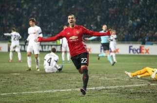 Victoria del Manchester United que le clasifica como segundo de grupo