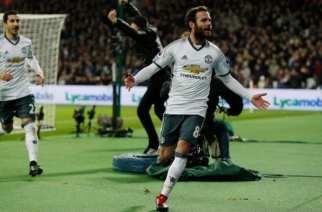 Rashford permite al United sumar tres puntos en Londres