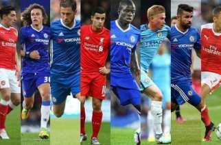 Once ideal de la primera vuelta en la Premier League