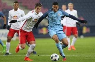 Vacío inglés en la UEFA Youth League
