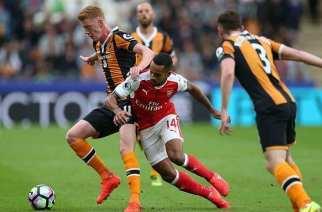 Arsenal y Hull City abren la jornada 25º
