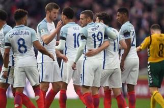 Inglaterra y las 31 selecciones que estarán en el Mundial