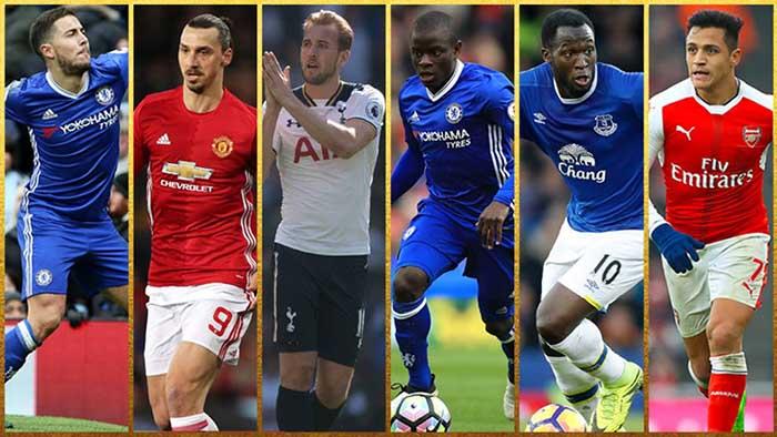 Mejores jugadores PFA
