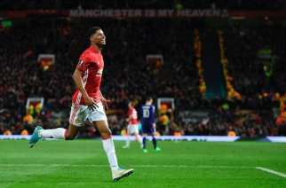Rashford manda al Manchester United a semifinales