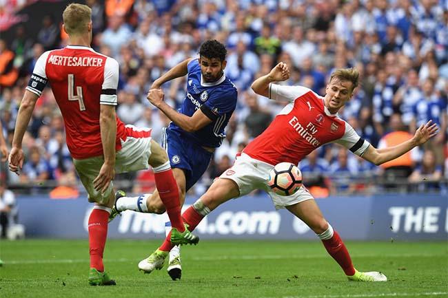 Costa Arsenal Chelsea
