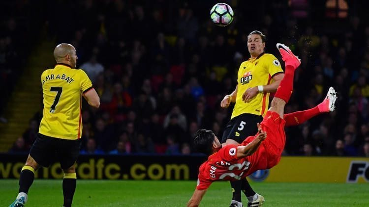 liverpool watford emre can