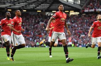 El Manchester United suma y sigue ante un insulso Leicester