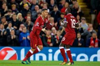 El Liverpool perdona al Sevilla