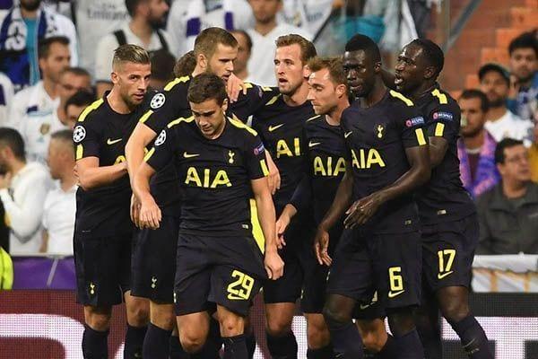 Harry Kane Real Madrid Tottenham