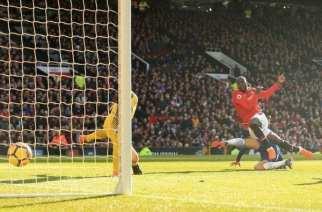 Lukaku devuelve al United a la segunda posición