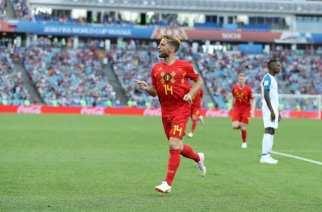 Bélgica consigue los tres primeros puntos