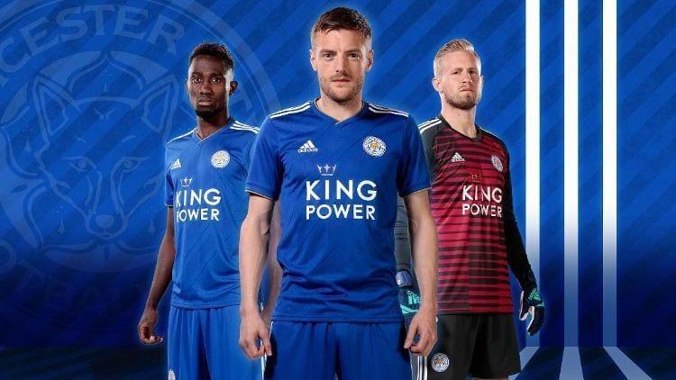 Leicester City Kit Jersey Camiseta 2018-19