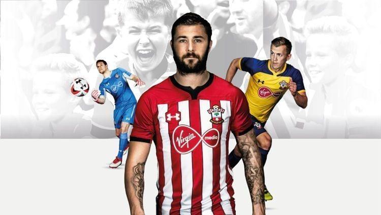 Southampton Kit Jersey Camiseta 2018-19