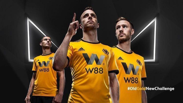 Wolverhampton Jersey Camiseta Kit 2018-19