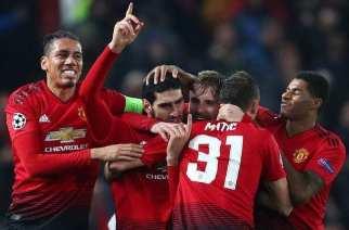Manchester City y United, clasificados para Octavos