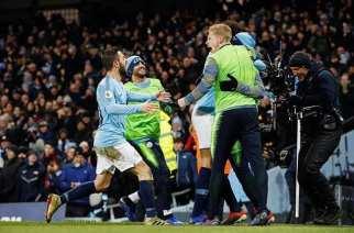Sané decide y el Manchester City se coloca a 4 del Liverpool