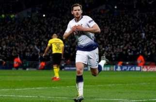 El Tottenham acaba con el Dortmund por la vía rápida