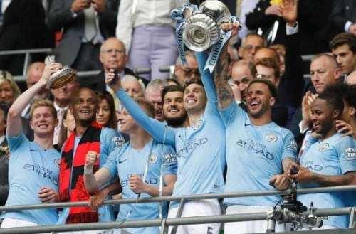 El Manchester City conquista Wembley y la FA Cup con puño de hierro
