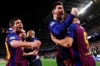 Messi y Ter Stegen frustran a un buen Liverpool