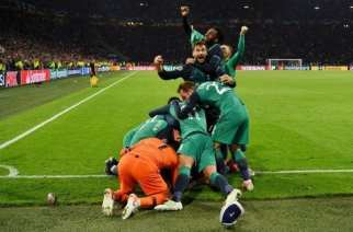Lucas Moura lleva al Tottenham a su primera final de Champions