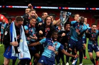 Wycombe Wanderers, el último en llegar