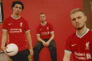 Camisetas y patrocinadores en la Premier League 2020-21