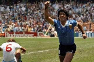 Maradona, el día que cambió la historia del fútbol