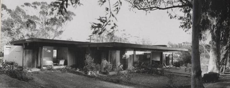 Csh 20 Casa Bailey Richard Neutra Pacific Palisades