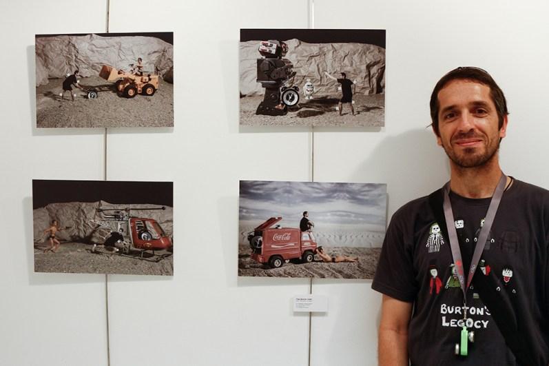 """José Álvarez """"Buscando el tiempo"""""""
