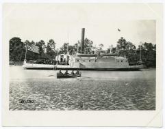Cañonero Commodore Barney (c. 1865)