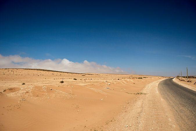 Marruecos-carretera