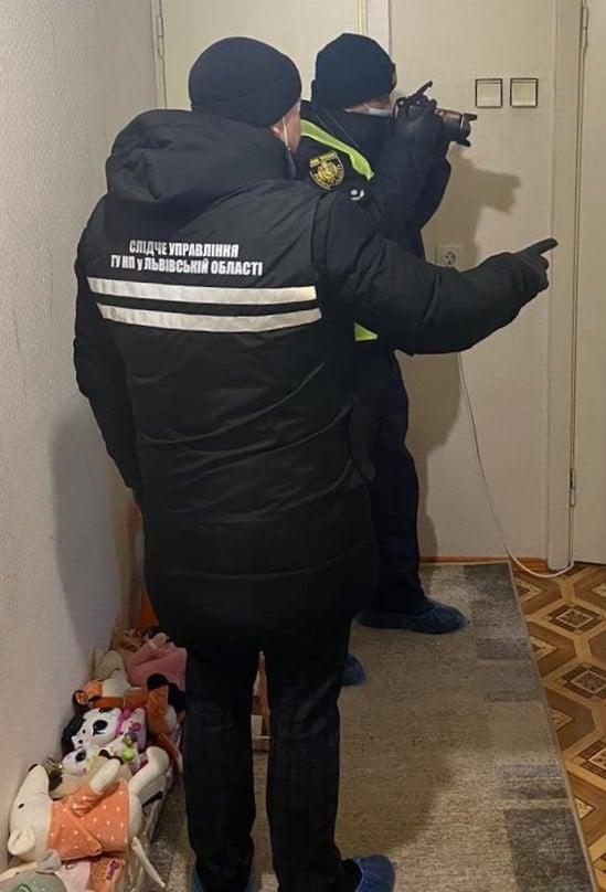 У Львові чоловік вбив дружину на очах у 3 маленьких дітей