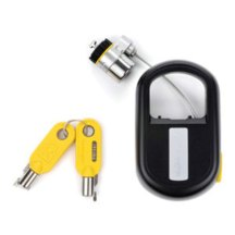 1 Kensington, MicroSaver Keyed Retractable Notebook Lock
