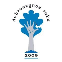 1 Akademia Rozwoju Filantropii, Dobroczyńca Roku 2009, Meblik, PAH, Polska Akcja Humanitarna, Sawanna