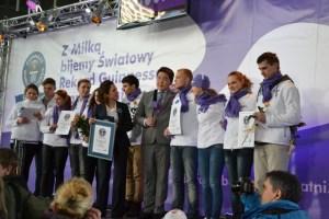 1 Anna Orford, Gabriel Olszewski, Guinness World Record, Milka