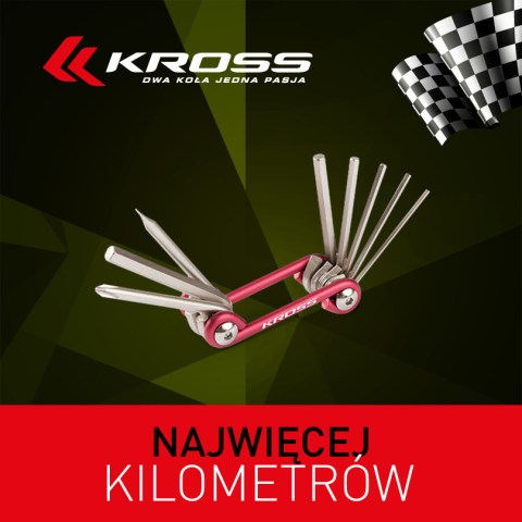 9 KROSS, Kross Spring Challenge