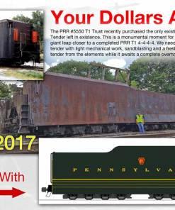 5550 Tender Preservation Fund $500