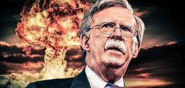 Bildergebnis für John Bolton war