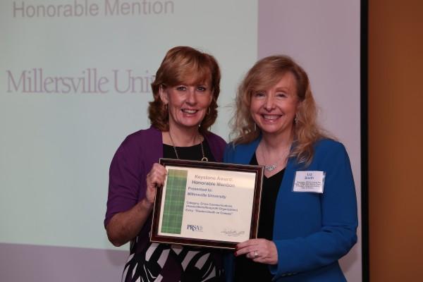 Janet Kacskos, Millersville University