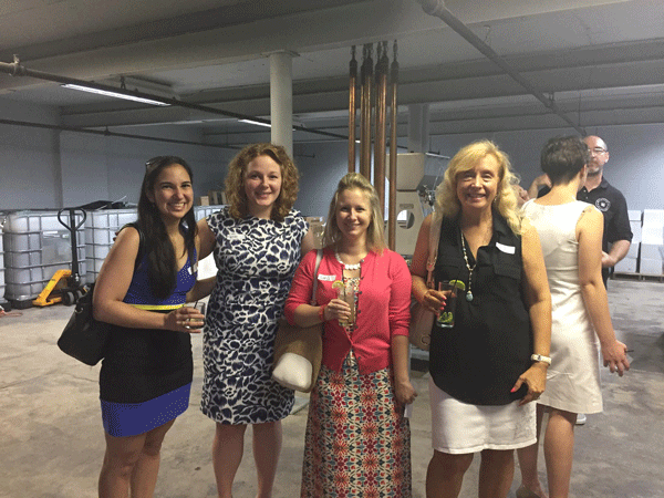 PRSA-members-at-joint-summer-social-at-Midstate-Distillery