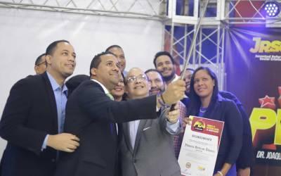 PRSC reconoce jóvenes destacados en el ejercicio de la política