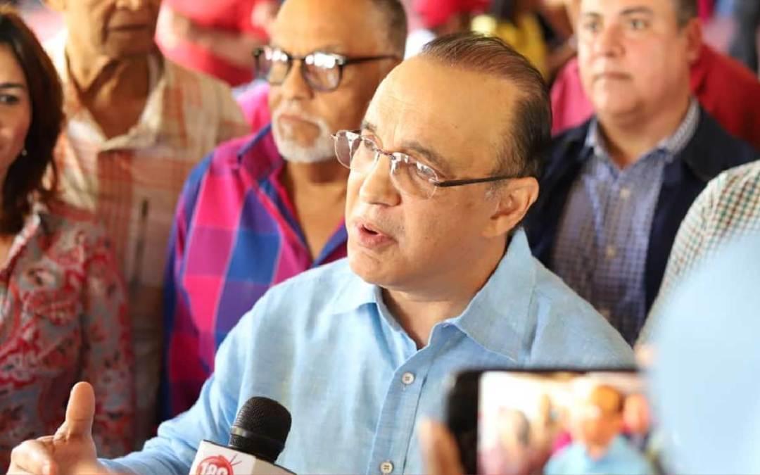 Quique Antún culpa autoridades por el incremento del contrabando en frontera