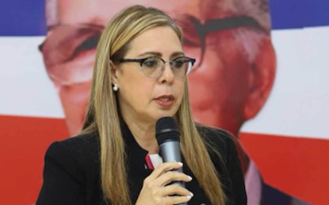 Sergia Elena representará al PRSC en Congreso de la ODCA a celebrarse en San José, Costa Rica