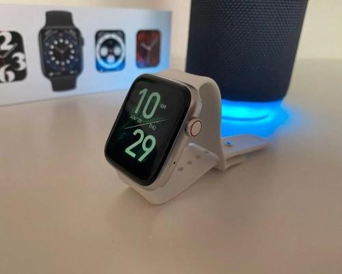 Reloj Inteligente DT100 Blanco