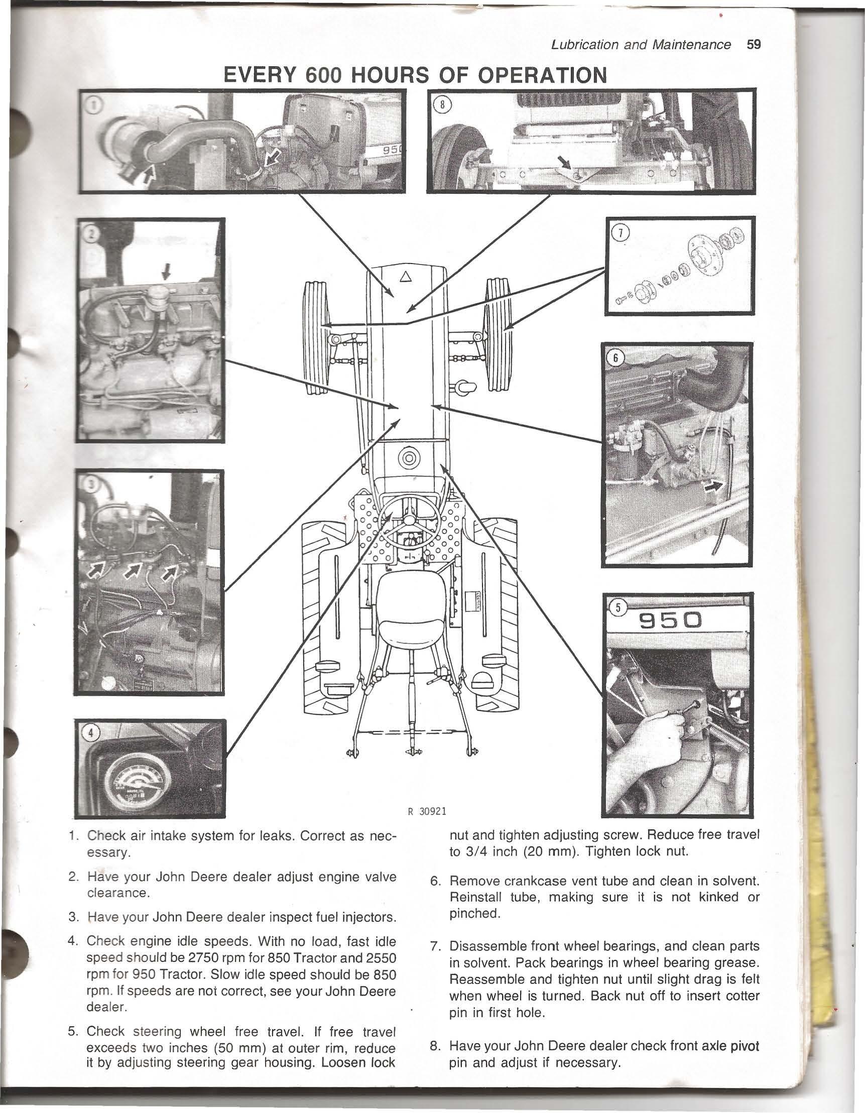 John Deere 850 Wiring Diagram Expert Schematics 2755 950 For Alternator Schematic Diagrams 80