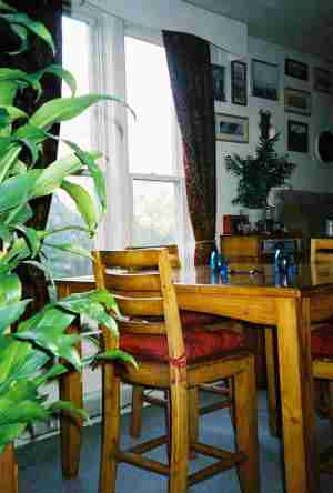 Dining area - House for Rent - Minutes from CSU, Old Town - Fort Collins - Colorado - 80521