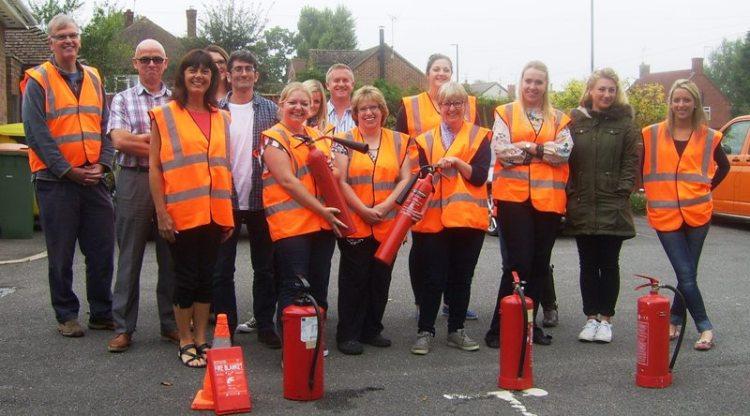 The Minster Dental Centre - Staff Fire Awareness Training