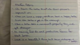Notes - Steffen