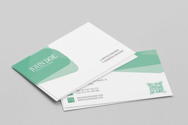 Một số mẫu name card bán chạy nhất tại Vinasticker
