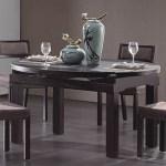 Những mẫu bàn ăn bằng gỗ đẹp siêu lòng giới thượng lưu